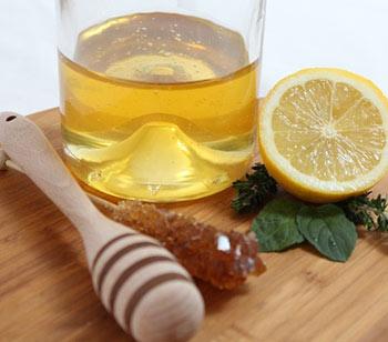 לימונדת דבש